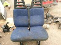 Iveco Daily passenger seat. Excellent condition