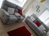 leather sofa for sale, Clean in good condition
