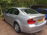 BMW 320i with low mileage