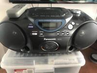 Vintage Panasonic cd radio