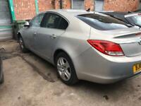 Vauxhall insignia. Rear light. N/S. Breaking spares parts pre owned. Genuine