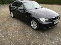 BMW 320d,full year mot