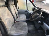 FORD TRANSIT BENCH SEAT, DRIVER SEAT MK7 YEARS 2007-2013 TRANSIT PARTS CALL...