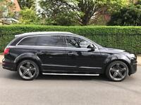 Audi Q7 4.2 Quattro diesel v12 factory styling rare rare