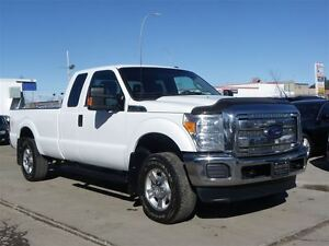 2013 Ford F-250 XLT 4X4|6.2L V8|SUPER-CAB|LONG BOX