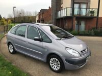 Citroen Xsara Picasso 2.0 HDi Exclusive 5dr 2003 53 reg Only 2 Owners 12 Months MOT