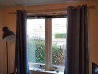 Curtains and Pole