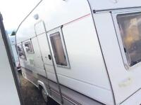 Sprite continental 5berth with full awning