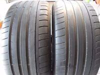 Part worn tyres for sale Dunlop SP Sport Maxx GT