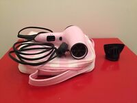 Pink Remington Travel Hairdryer