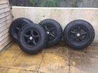 Tyres and refurbished wheels
