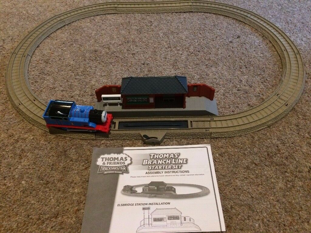 Thomas the Tank Engine Branch Line Starter Kit.