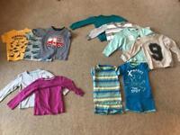 Boys clothes and pyjamas Age 2-3