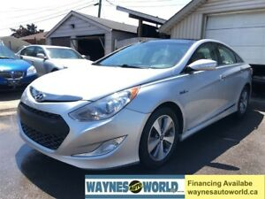 2011 Hyundai Sonata HYBRID  ***LOADED WITH NAV**