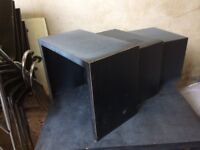 Set of 3 nesting tables. FREE