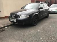 Audi A4 1.9 TDI - Automatic - 2004 - Estate - Diesel - MOT&TAX- not Bmw Passat skoda Seat Mondeo