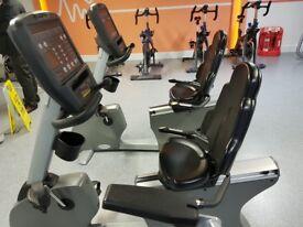 Refurbished gym equipment matrix