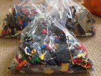 Assorted Lego (1kg bags) £15 per bag