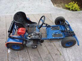 GO KART - SUZUKI BIKE ENGINE - 5 SPEED MANUAL - BS22 LOCATION
