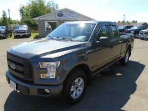 2015 Ford F-150 Sport | 5.0L V8 | Extended Cab | 4X4