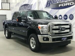 2016 Ford Super Duty F-250 SRW CrewCab XLT 6.2L