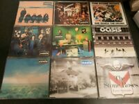 Oasis an stone roses cds