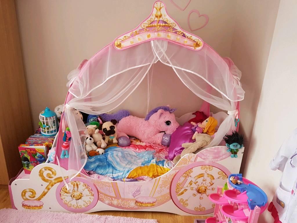 Disney princess carriage bed | in Stockwood, Bristol | Gumtree