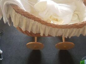 Marc vintage crib.