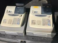 Casio TE-100 electronic cash registers
