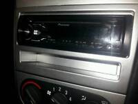 Pioneer car stereo Aux