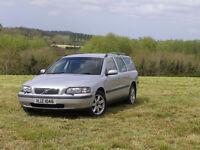 Volvo V70 S 2004 (category D)