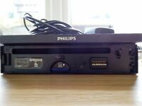 Philips CED780 Car Radio 7-Inch Touchscreen GPS Bluetooth iPhone MP3 DVD USB SD