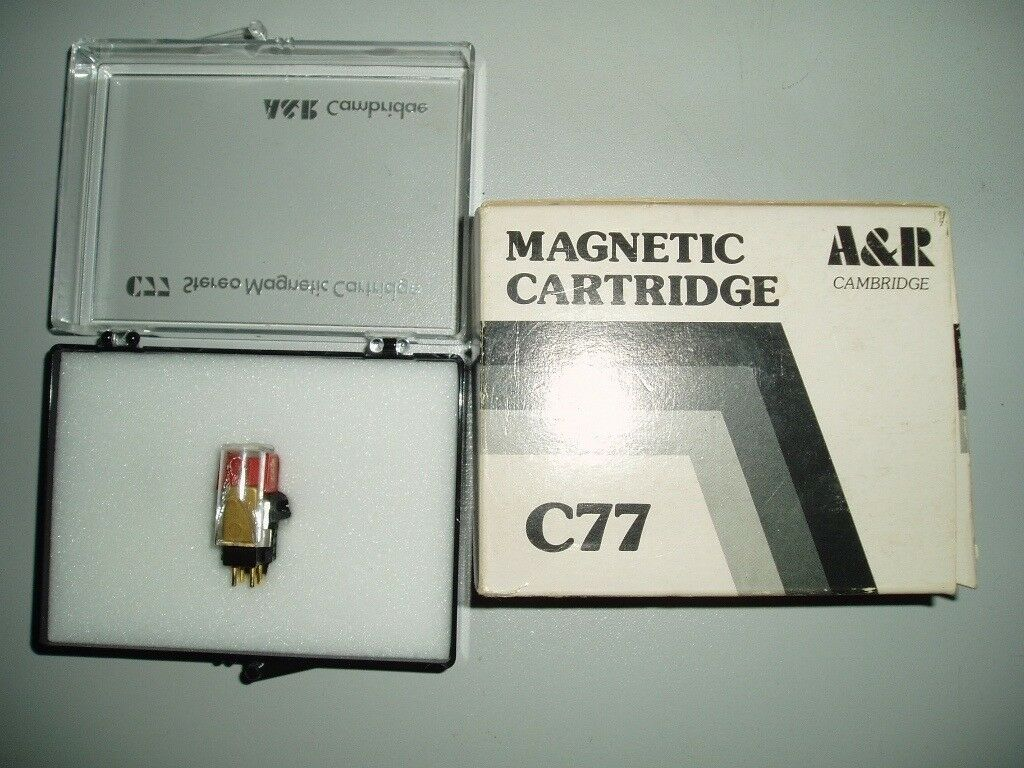 A&R C77 Cartridge for sale