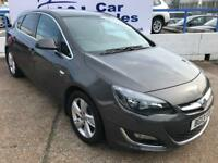 VAUXHALL ASTRA 1.7 SRI CDTI ECOFLEX S/S 5d 128 BHP A GREAT EXAMPLE INSIDE AND OUT (grey) 2013