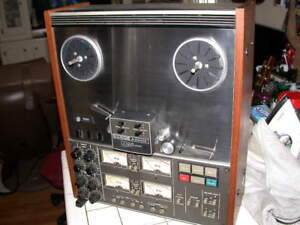 TEAC A-3340S REEL TO REEL RECORDER