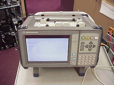 Agilent J2127a 3-opts Scalable 10 Gbs Transmission Test Set