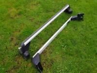 VW Golf Genuine roof rails/roof bars / roof rack