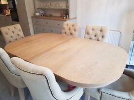 Neptune Henley Dining Table