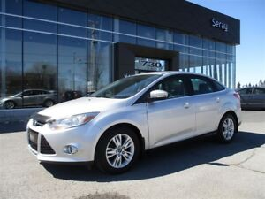 2012 Ford Focus SEL mags cuir toit ouvrant 36111 km