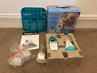 Angelcare baby movement and sound monitor. Good as new, £80 when new