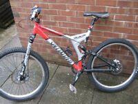 specialized stumpjumper pro bike