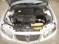 Rover 75 BMw diesel 2ltr.