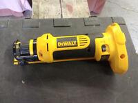 DeWalt Rotary Cutter DC550 bare unit