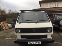 Classic Volkswagen T25 pickup 1 owner from new genuine 50800 miles 28 years old