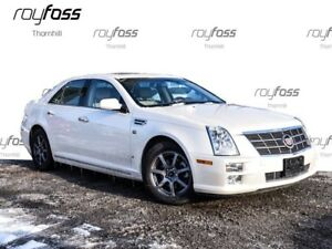 2009 Cadillac STS Navigation Sunroof AWD only 20,964 Km's