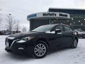 2016 Mazda MAZDA3 GS 7 SCREEN, BLUETOOTH, HEATED HEATS, BACKUP C