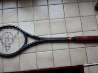 Dunlop Max 400S Squash Racket and Cover