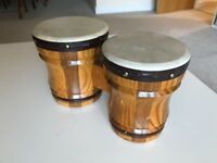 Small set of Bongo drums