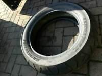 Bridgestone Exedra Max R 200/60R16 Rear Tyre spares/repairs cheap motorcycle bike motorbike £15