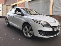 Renault Megane 2013 1.5 dCi ECO Dynamique 5 door (Tom Tom) 1 OWNER, 1 YEAR WARRANTY, £20 ROAD TAX